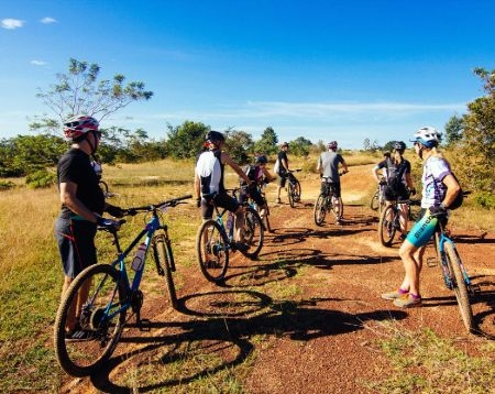 East Countryside of Siem Reap Rolous Temple Group Bike Tour Option 4