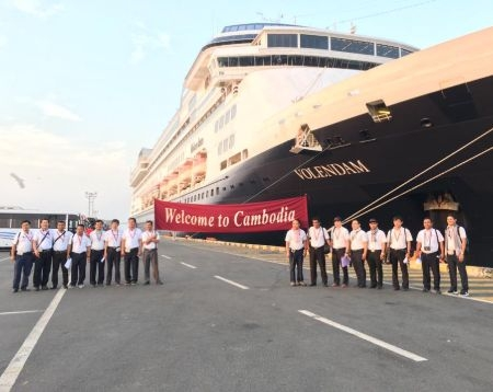Laem Chabang Cruise Ship to Bangkok Sightseeing to Angkor Wat to Sihanoukville Port Autonomous by Road Tour 3d2n