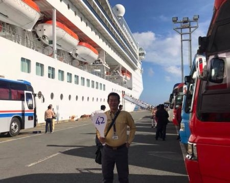 Laem Chabang Cruise Ship to Bangkok Sightseeing to Angkor Wat to Flight to Sihanoukville Port Autonomous Tour 3d2n