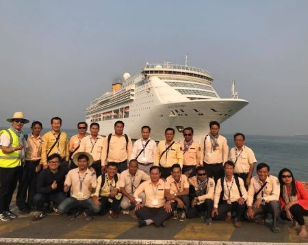 Laem Chabang Cruise Ship to Angkor Wat to Sihanoukville Port Autonomous by Road Tour 3d2n