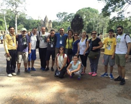 Bangkok to Angkor Wat and Back Tour 2d1n