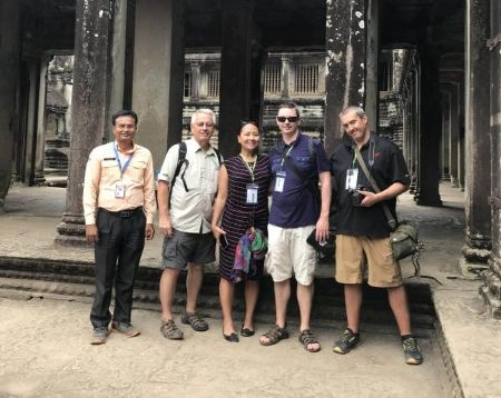 Angkor Wat Preah Khan Kampong Svay Guided Tour 3d2n