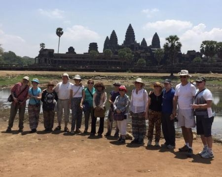 Angkor Wat Beng Melea Guided Tour 3d2n