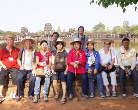 Bangkok to Angkor Wat and Back Tour 3d2n