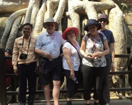 Angkor Wat Guided Tour 3d2n