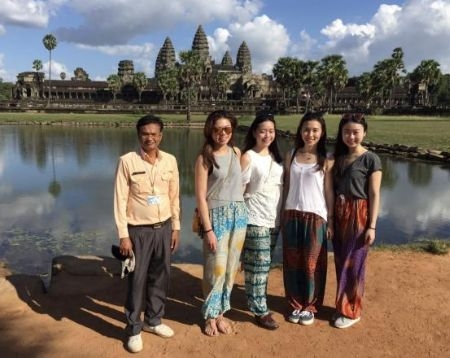 Angkor Wat Banteay Chmar Guided Tour 3d2n