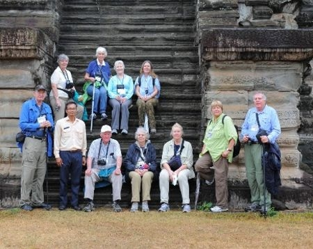 Angkor Wat Phnom Kulen Waterfall Guided Tour 1d