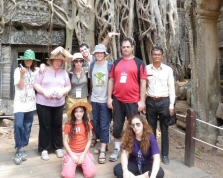 Angkor Wat Kampong Klieng Fishing Village Guided Tour 1d