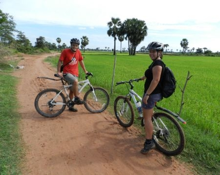 Short Escape Siem Reap Countryside Bike Tour Option 6