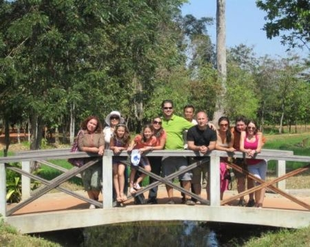 Kampong Klieng Fishing Village Guided Excursion 1d