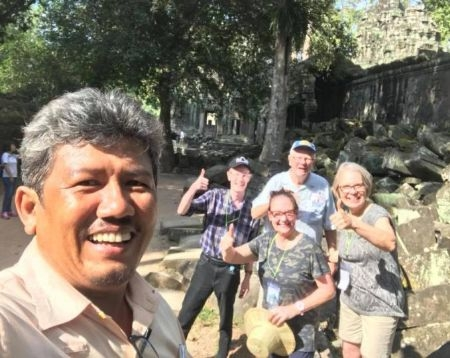 Preah Khan Kampong Svay Excursion 1d