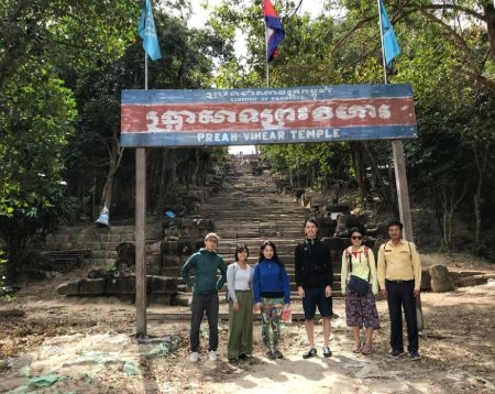 Preah Vihear Koh Ker Beng Melea Guided Excursion 1d